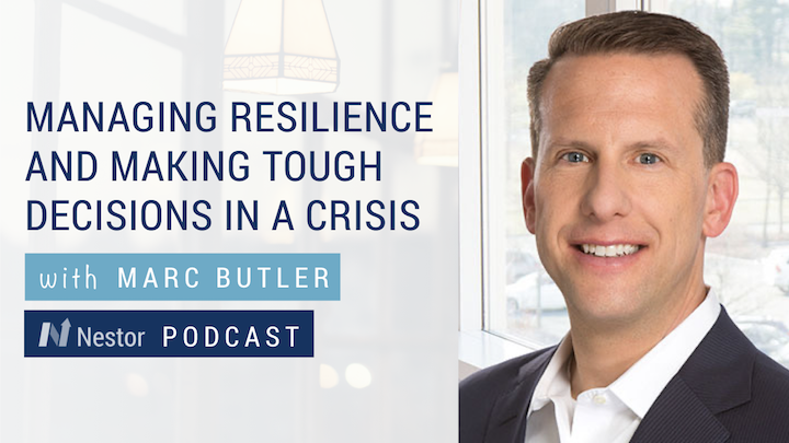 Managing Resilience and Making Tough Decisions in a Crisis